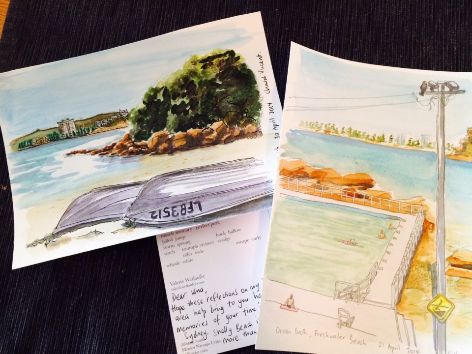 Australian Sketch Exchange 2