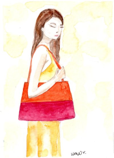 sac orange